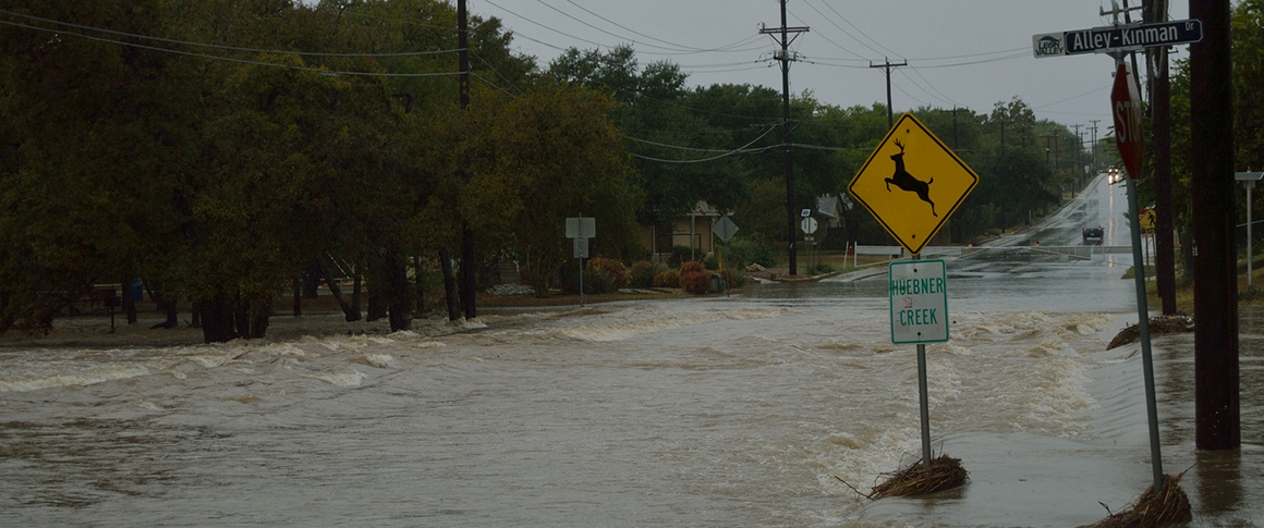 Flood Risk Factors on the Eastern Seaboard of the United