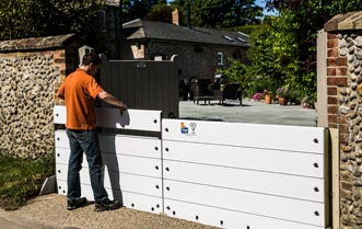 Flood Barriers for Homes